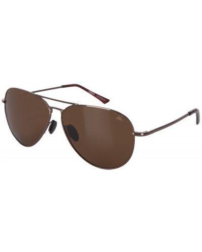 Солнцезащитные очки металлические - фиолетовые Kappa