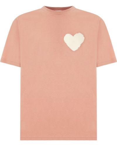 Różowa t-shirt Haikure