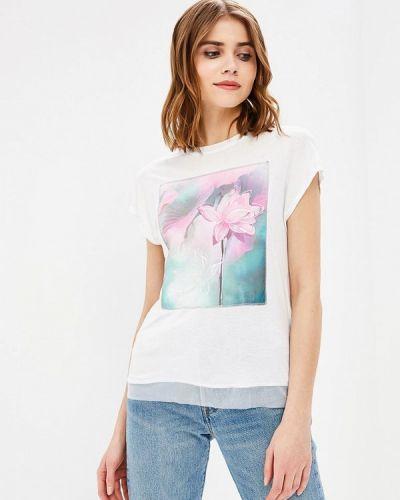 Белая футболка Zarina