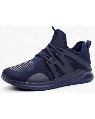 Синие кроссовки Elong