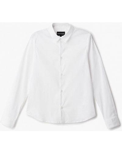 Белая рубашка Emporio Armani