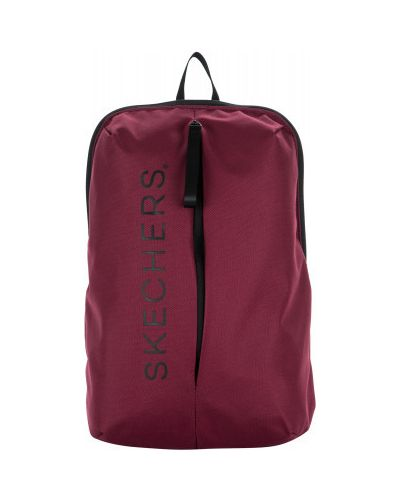 Рюкзак спортивный для ноутбука красный Skechers