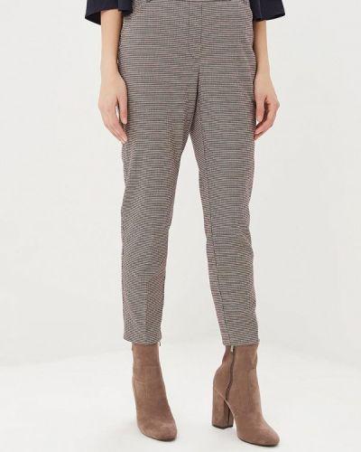 Бежевые брюки повседневные Zarina
