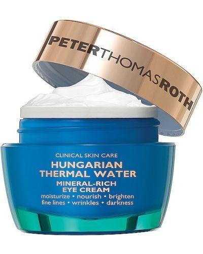 Beżowy bezpłatne cięcie markowe woda termalna przeciw zmarszczkom Peter Thomas Roth