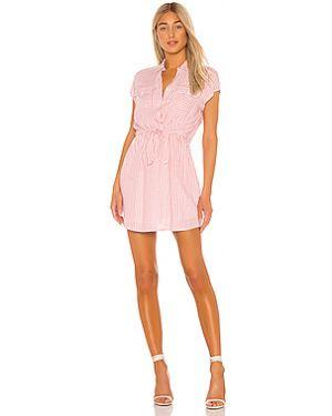 Платье мини на пуговицах платье-майка Bb Dakota
