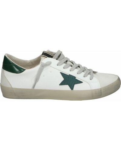 Białe sneakersy Corina