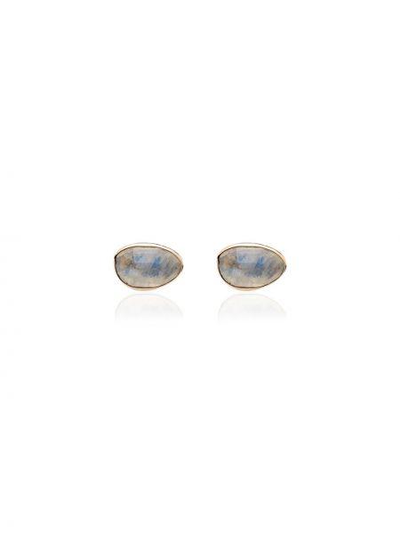 Серьги-гвоздики с камнями Melissa Joy Manning