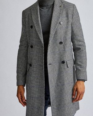 Пальто - серое Burton Menswear London