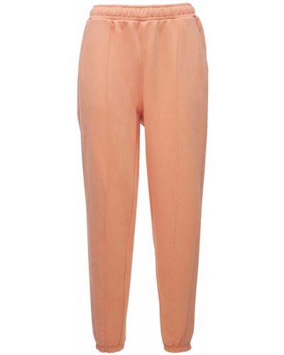 Розовые брюки с вышивкой Adidas X Ivy Park