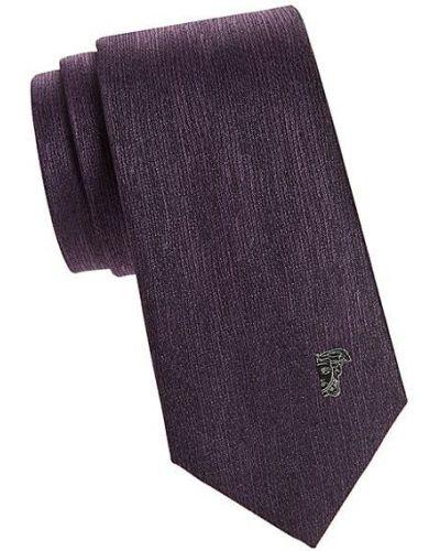 Фиолетовый медальон Versace Collection