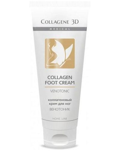 Крем для ног Collagene 3d