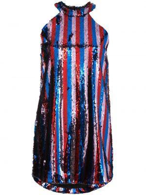 Sukienka mini bez rękawów Halpern