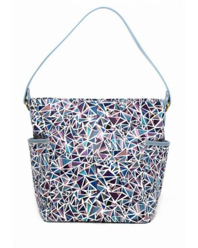 Голубая пляжная сумка Solo