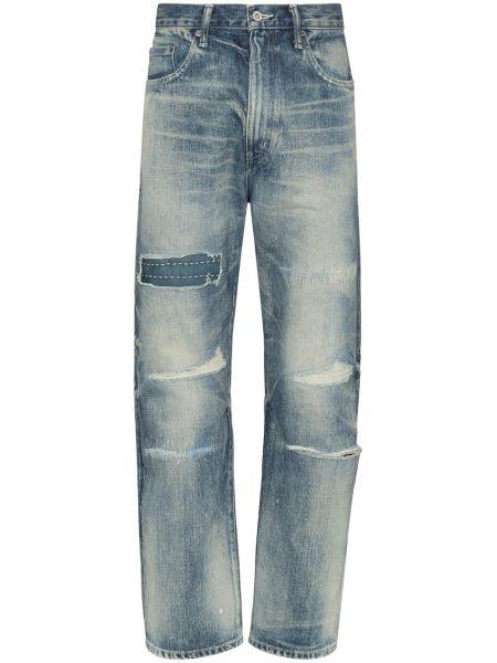 Dżinsowa jeansy Neighborhood