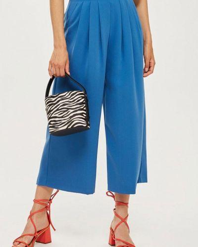 Синие брюки Topshop