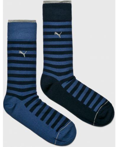 Носки хлопковые с узором Puma