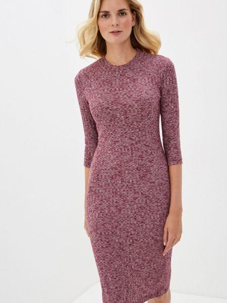 Платье прямое фиолетовый Incity