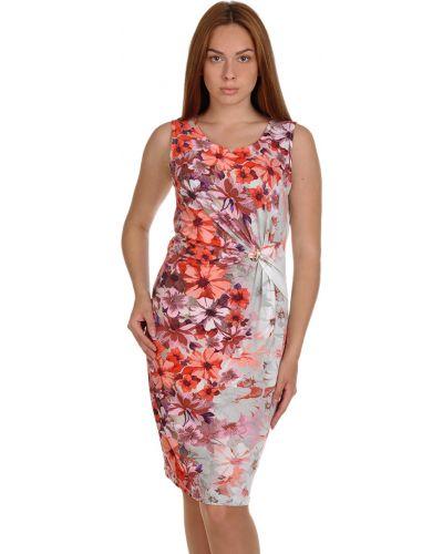 Платье из вискозы Elisa Landri