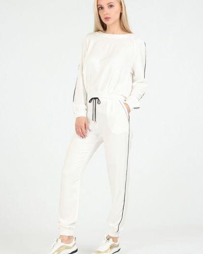 Костюмный белый спортивный костюм Lilli Won