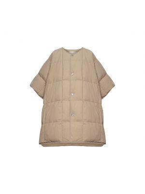 Пуховая куртка - бежевая Jil Sander