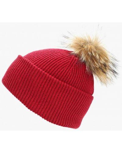 Красная шапка осенняя Flioraj
