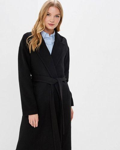 Пальто - черное Adl