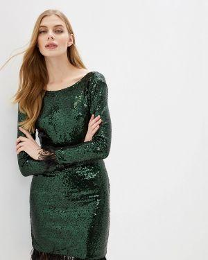 Вечернее платье - зеленое Vagi