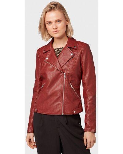 Кожаная куртка джинсовая осенняя Tom Tailor Denim
