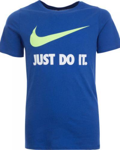 Футболка спортивная хлопковая Nike