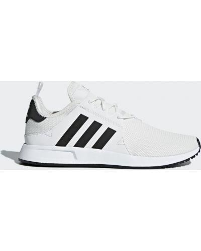 Городские черные кроссовки сетчатые Adidas