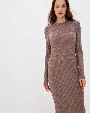 Платье розовое прямое Befree