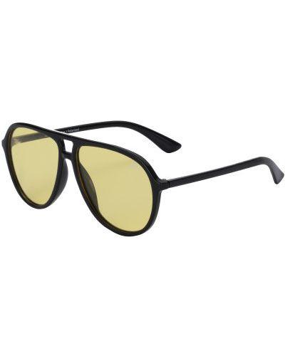 Солнцезащитные очки черный фиолетовый Kappa