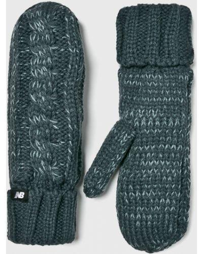 Перчатки текстильные акриловые New Balance
