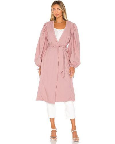 Повседневное шерстяное пальто с карманами Lpa