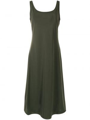 Трикотажное платье - зеленое Polo Ralph Lauren