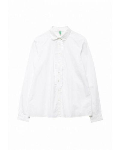 Белая рубашка United Colors Of Benetton