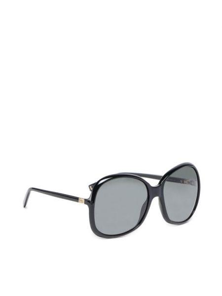 Czarne okulary Givenchy