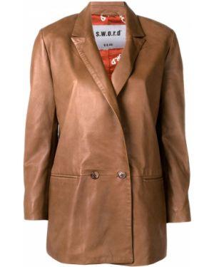 Пиджак с манжетами S.w.o.r.d 6.6.44