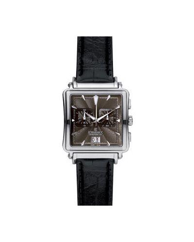 Часы швейцарские черный Charmex