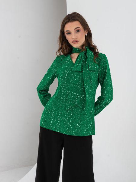 Блузка в горошек Vovk
