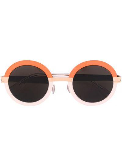Солнцезащитные очки металлические Mykita