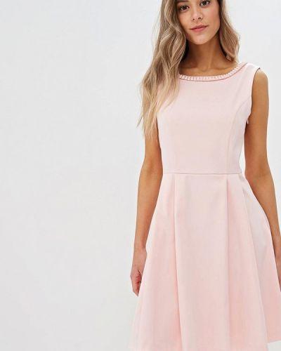 Вечернее платье розовое Love Republic