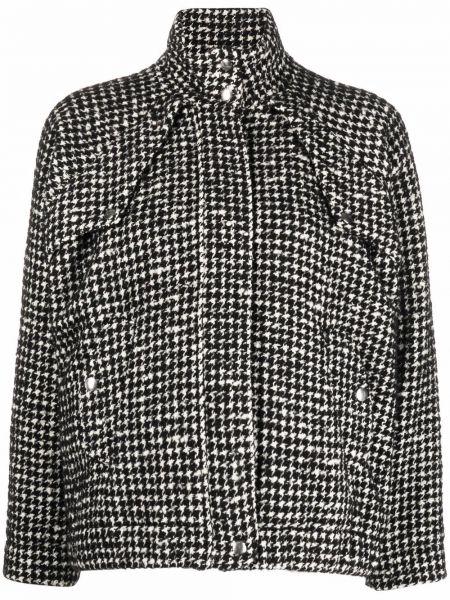 Длинная куртка - черная Bellerose