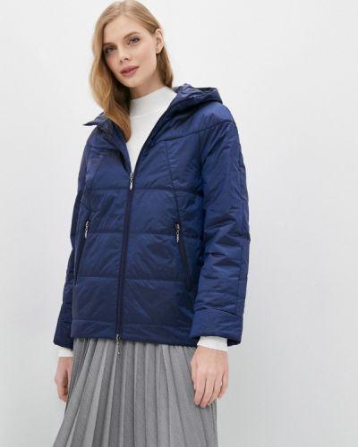 Утепленная синяя куртка Dizzyway