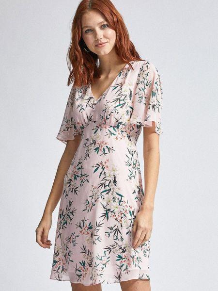 Платье прямое розовое Dorothy Perkins