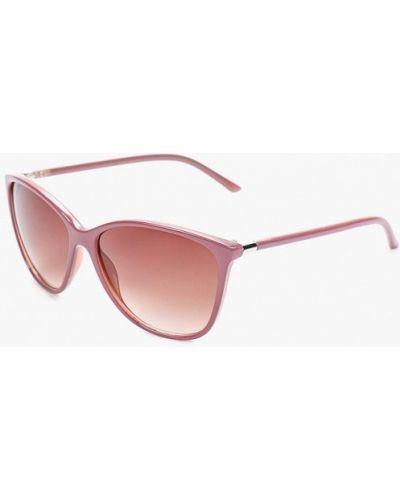Розовые солнцезащитные очки Modis