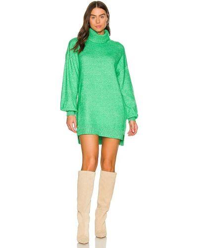 Платье свитер - зеленое Show Me Your Mumu
