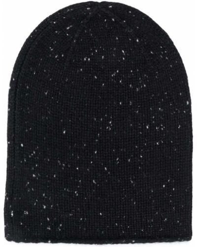 Z kaszmiru czarna czapka Bonpoint