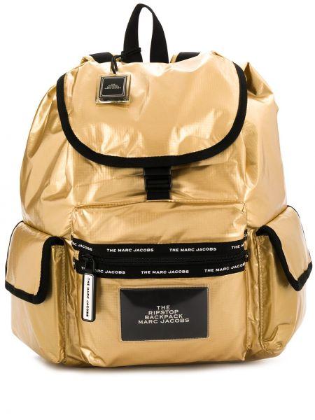 Plecak złoto Marc Jacobs