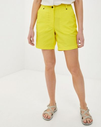 Желтые шорты Icepeak